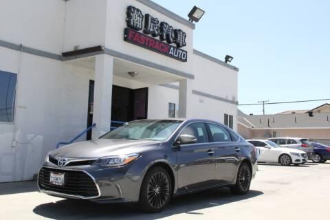 2016 Toyota Avalon for sale at Fastrack Auto Inc in Rosemead CA