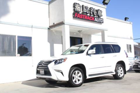 2014 Lexus GX 460 for sale at Fastrack Auto Inc in Rosemead CA