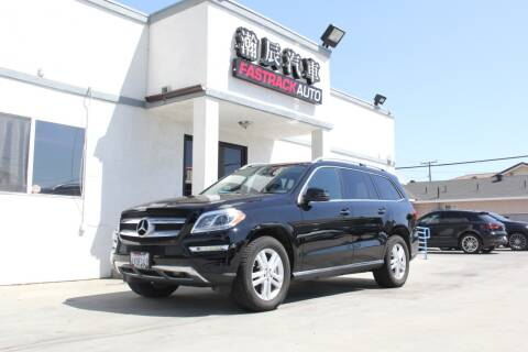 2013 Mercedes-Benz GL-Class for sale at Fastrack Auto Inc in Rosemead CA