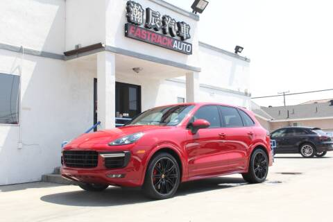 2016 Porsche Cayenne for sale at Fastrack Auto Inc in Rosemead CA