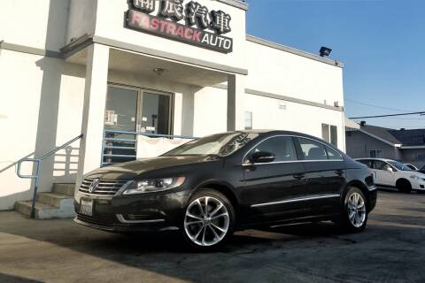 2016 Volkswagen CC for sale at Fastrack Auto Inc in Rosemead CA