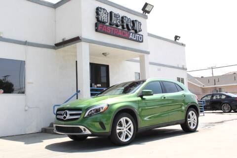 2017 Mercedes-Benz GLA for sale at Fastrack Auto Inc in Rosemead CA
