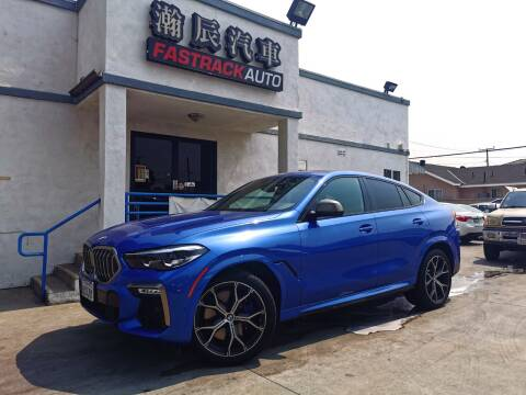 2020 BMW X6 for sale at Fastrack Auto Inc in Rosemead CA