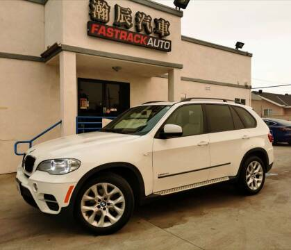 2013 BMW X5 for sale at Fastrack Auto Inc in Rosemead CA