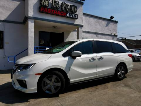 2019 Honda Odyssey for sale at Fastrack Auto Inc in Rosemead CA