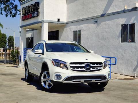2018 Mercedes-Benz GLA for sale at Fastrack Auto Inc in Rosemead CA
