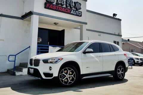 2018 BMW X1 for sale at Fastrack Auto Inc in Rosemead CA