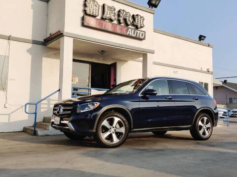 2016 Mercedes-Benz GLC for sale at Fastrack Auto Inc in Rosemead CA