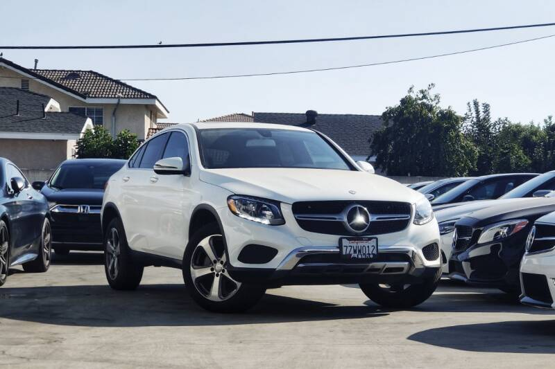 2017 Mercedes-Benz GLC for sale at Fastrack Auto Inc in Rosemead CA