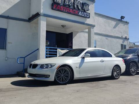 2011 BMW 3 Series for sale at Fastrack Auto Inc in Rosemead CA
