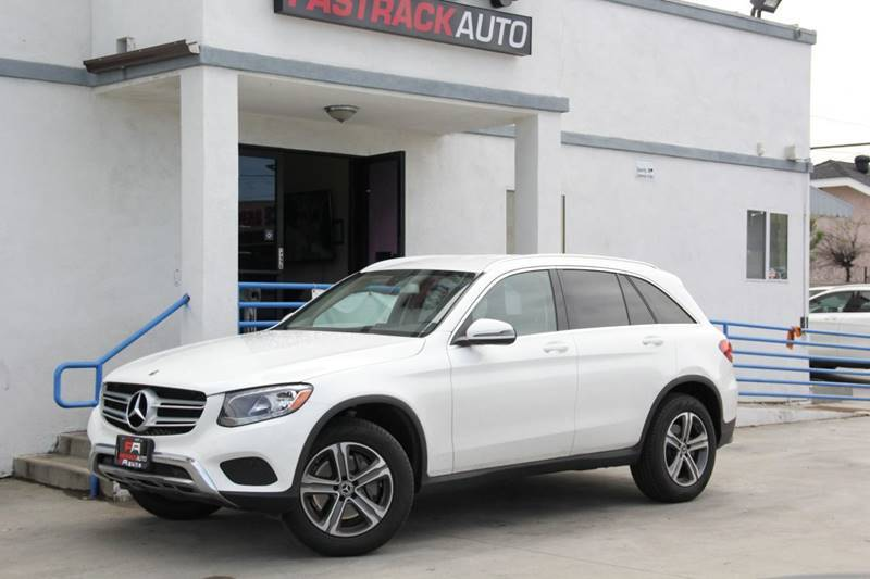 2019 Mercedes-Benz GLC for sale at Fastrack Auto Inc in Rosemead CA