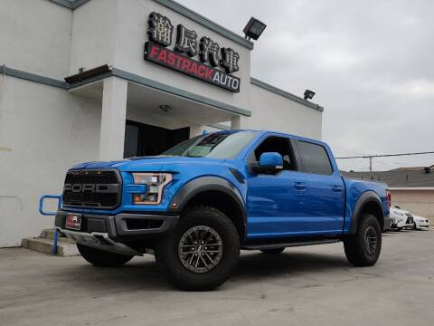2019 Ford F-150 for sale at Fastrack Auto Inc in Rosemead CA