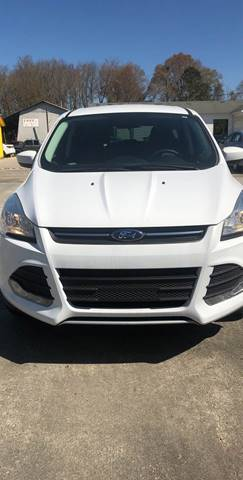 2016 Ford Escape for sale in Turbeville, SC