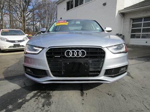 2015 Audi A4 for sale in Avenel, NJ