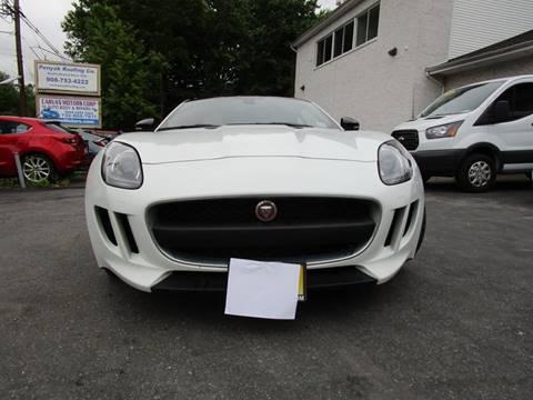 2015 Jaguar F TYPE For Sale In Avenel, NJ