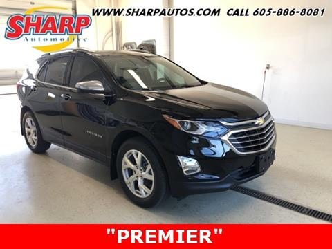 2020 Chevrolet Equinox for sale at Sharp Automotive in Watertown SD