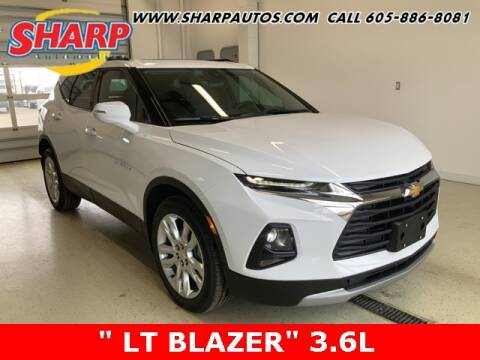 2020 Chevrolet Blazer for sale at Sharp Automotive in Watertown SD