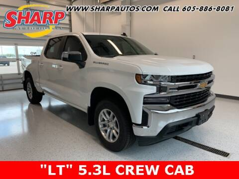 2020 Chevrolet Silverado 1500 for sale at Sharp Automotive in Watertown SD