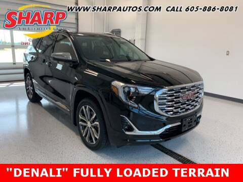 2020 GMC Terrain for sale at Sharp Automotive in Watertown SD