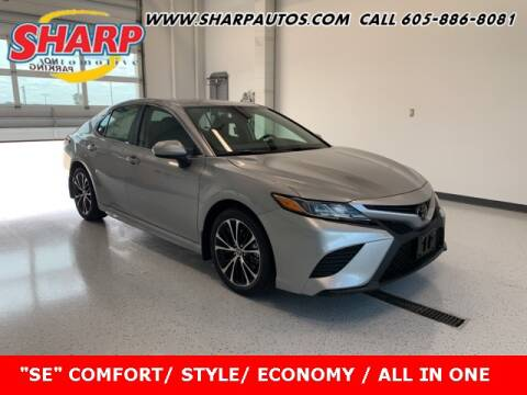 2020 Toyota Camry for sale at Sharp Automotive in Watertown SD