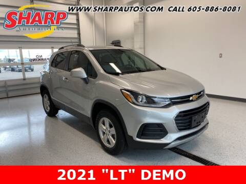 2021 Chevrolet Trax for sale at Sharp Automotive in Watertown SD