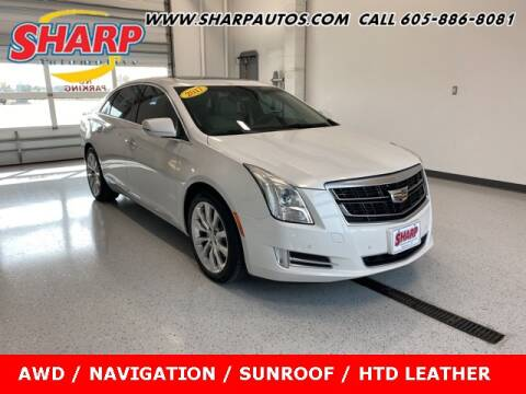 2017 Cadillac XTS for sale at Sharp Automotive in Watertown SD