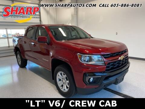 2021 Chevrolet Colorado for sale at Sharp Automotive in Watertown SD