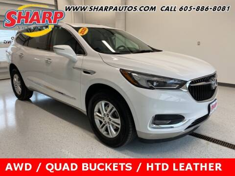 2020 Buick Enclave for sale at Sharp Automotive in Watertown SD
