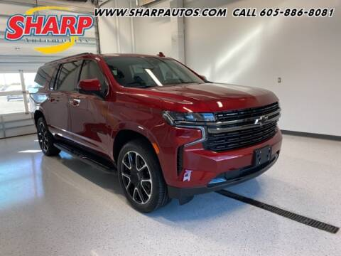2021 Chevrolet Suburban for sale at Sharp Automotive in Watertown SD
