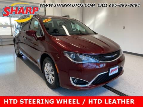 2019 Chrysler Pacifica for sale at Sharp Automotive in Watertown SD