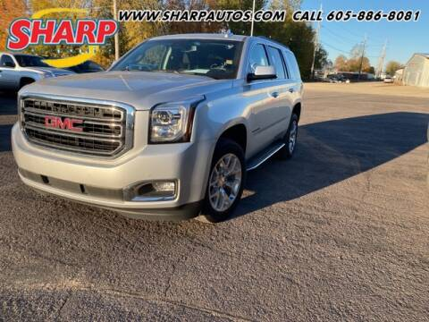 2017 GMC Yukon for sale at Sharp Automotive in Watertown SD