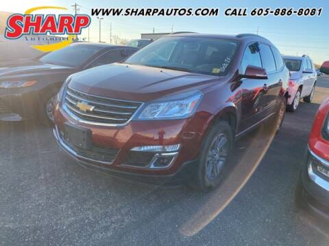2017 Chevrolet Traverse for sale at Sharp Automotive in Watertown SD