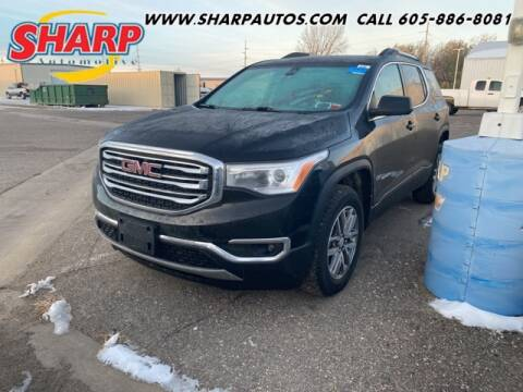 2017 GMC Acadia for sale at Sharp Automotive in Watertown SD