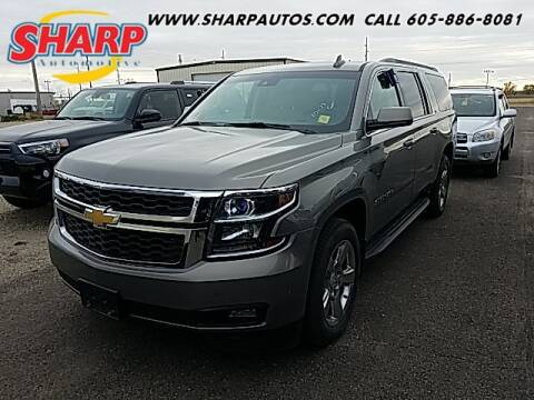 2017 Chevrolet Suburban for sale at Sharp Automotive in Watertown SD