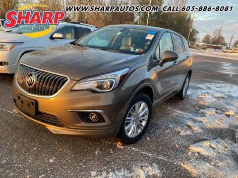2017 Buick Envision for sale at Sharp Automotive in Watertown SD