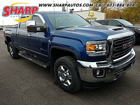 2019 GMC Sierra 2500HD for sale at Sharp Automotive in Watertown SD