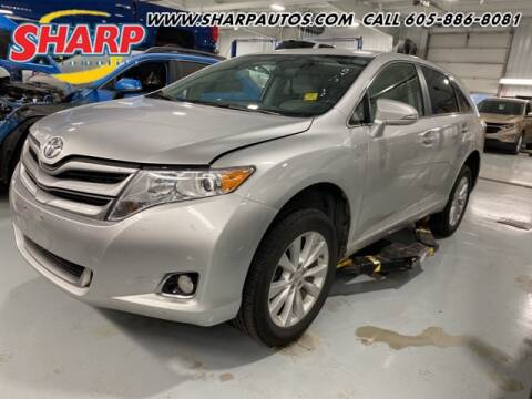 2013 Toyota Venza for sale at Sharp Automotive in Watertown SD