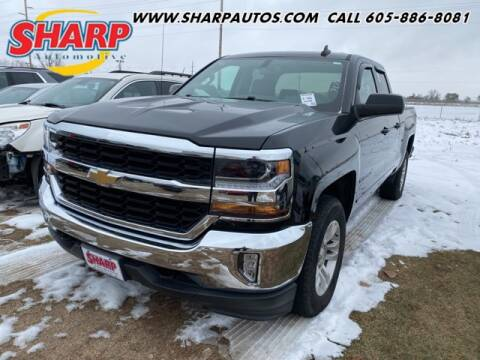 2017 Chevrolet Silverado 1500 for sale at Sharp Automotive in Watertown SD