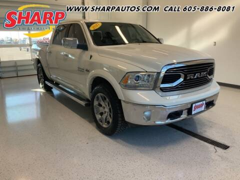 2017 RAM Ram Pickup 1500 for sale at Sharp Automotive in Watertown SD