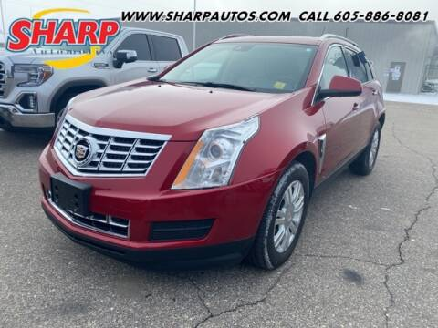 2015 Cadillac SRX for sale at Sharp Automotive in Watertown SD
