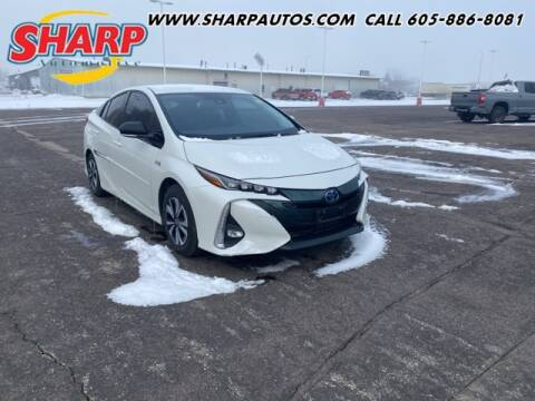 2017 Toyota Prius Prime for sale at Sharp Automotive in Watertown SD