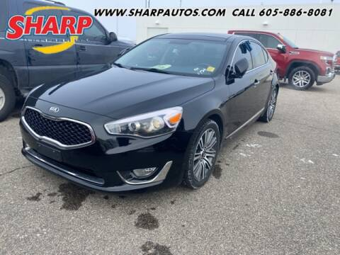 2014 Kia Cadenza for sale at Sharp Automotive in Watertown SD