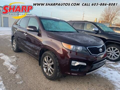 2012 Kia Sorento for sale at Sharp Automotive in Watertown SD