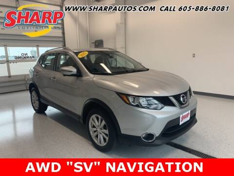 2017 Nissan Rogue Sport for sale at Sharp Automotive in Watertown SD