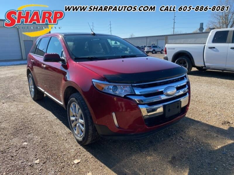 2013 Ford Edge for sale at Sharp Automotive in Watertown SD