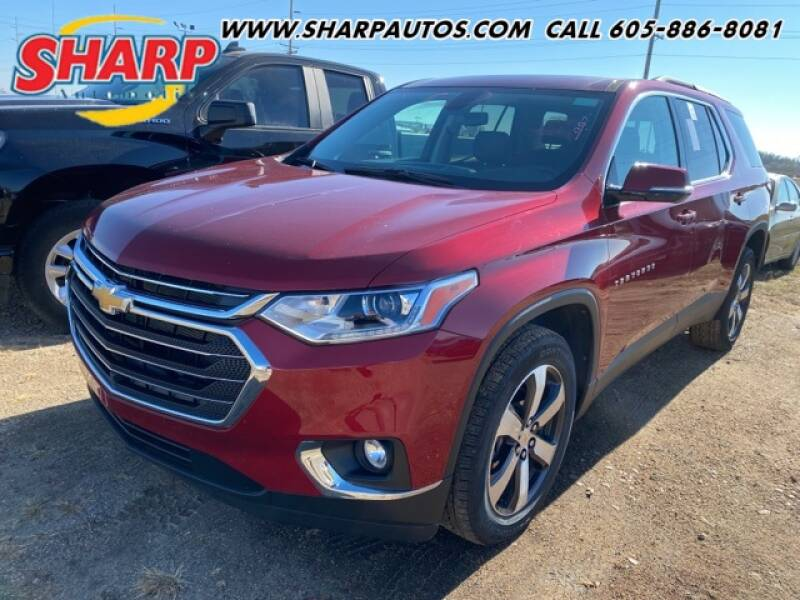 2020 Chevrolet Traverse for sale at Sharp Automotive in Watertown SD