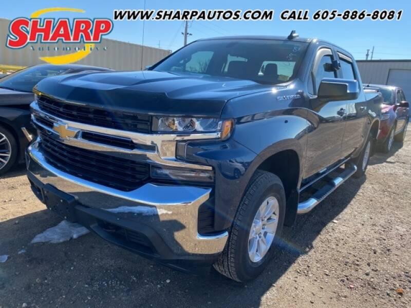 2020 Chevrolet Silverado 1500 for sale at Sharp Automotive in Watertown SD