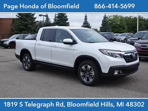 2019 Honda Ridgeline for sale in Bloomfield Hills, MI