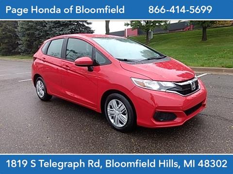 2019 Honda Fit for sale in Bloomfield Hills, MI