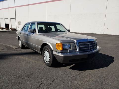 1990 Mercedes-Benz 300-Class for sale in Lakewood, WA